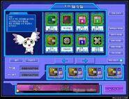 Items digimon battle server