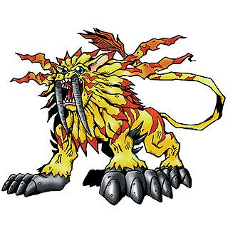 黄金剑狮兽
