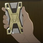 Smartphone Digivice (Takeru)