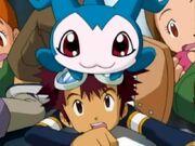 Daisuke and Chibimon.jpg