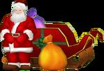 Santa Claus dm