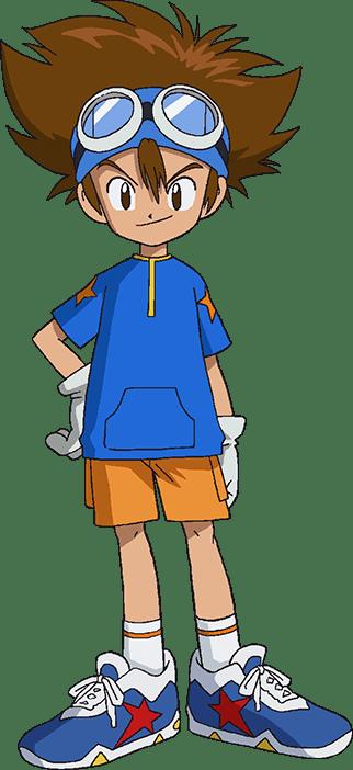 Taichi Yagami (Adventure 2020)