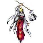 Sakuyamon Maid Mode b