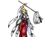 Sakuyamon Maid Mode