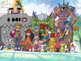 List of characters in Digimon Adventure