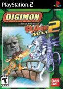 Digimon Rumble Arena 2 (PS2) (NTSC-U)