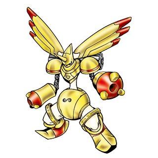 Rapidmon (Armor)