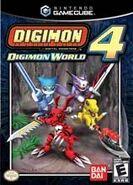 Digimon world x frontcover usa gamecube