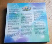 Digimon Board game back
