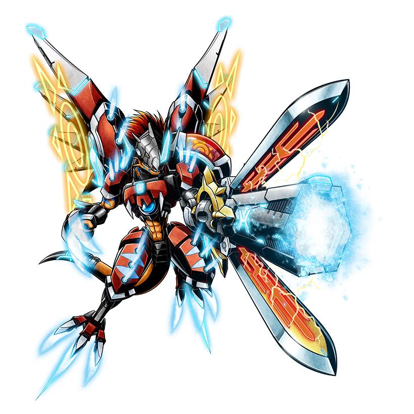 RizeGreymon (Anticuerpo X)