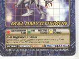 Card:MaloMyotismon
