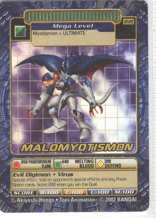 MaloMyotismon