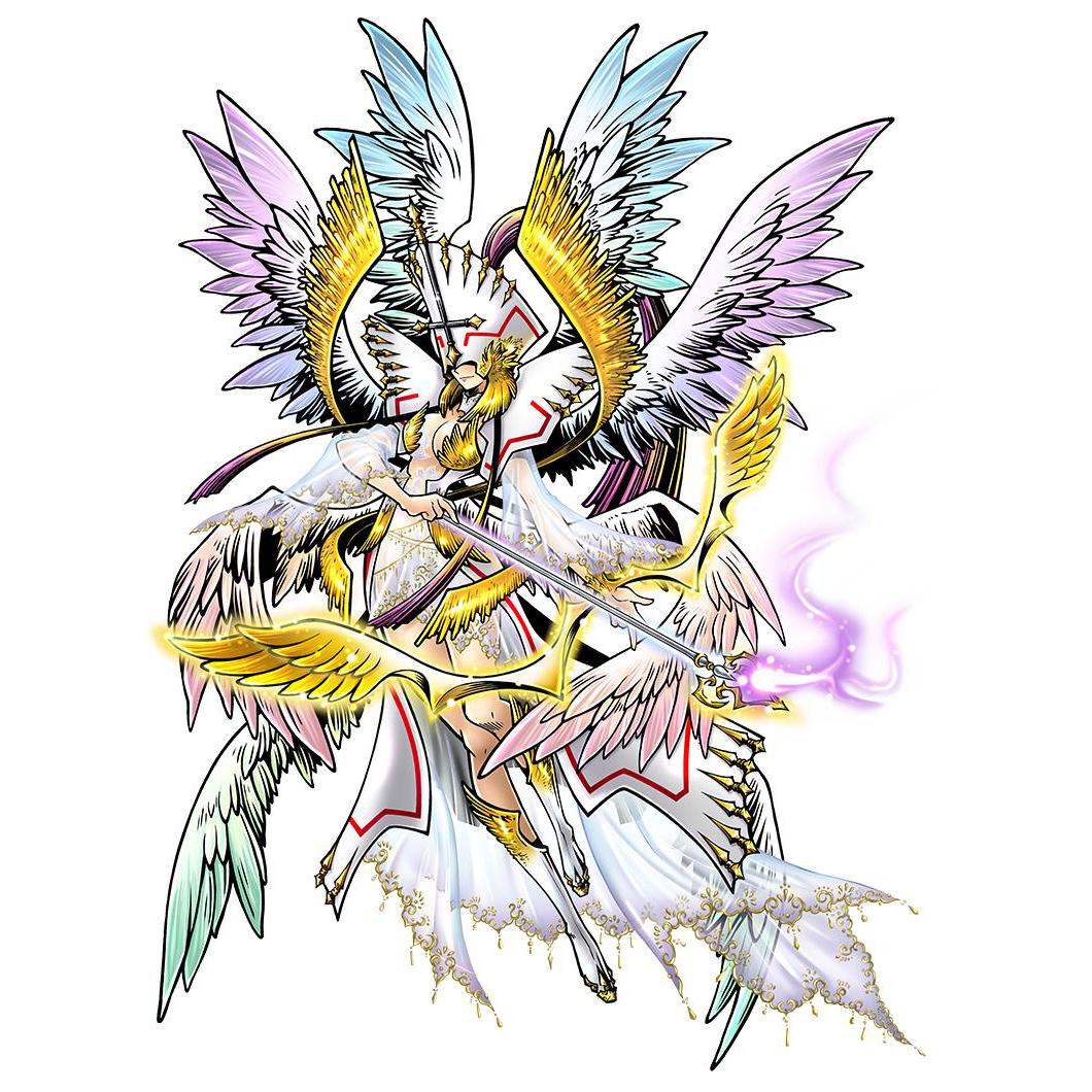 Angewomon (Anticuerpo X)