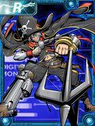 Captain Hookmon collectors card