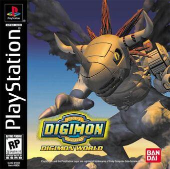Digimon World Digimonwiki Fandom