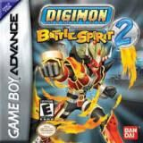 North American box art for Digimon BattleSpirit 2