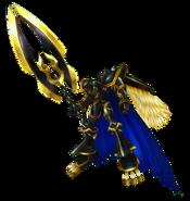 Alphamon Ouryuken (Awaken) dm
