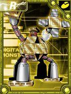 Valvemon collectors card