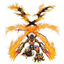 Agumon (Bond of Bravery)