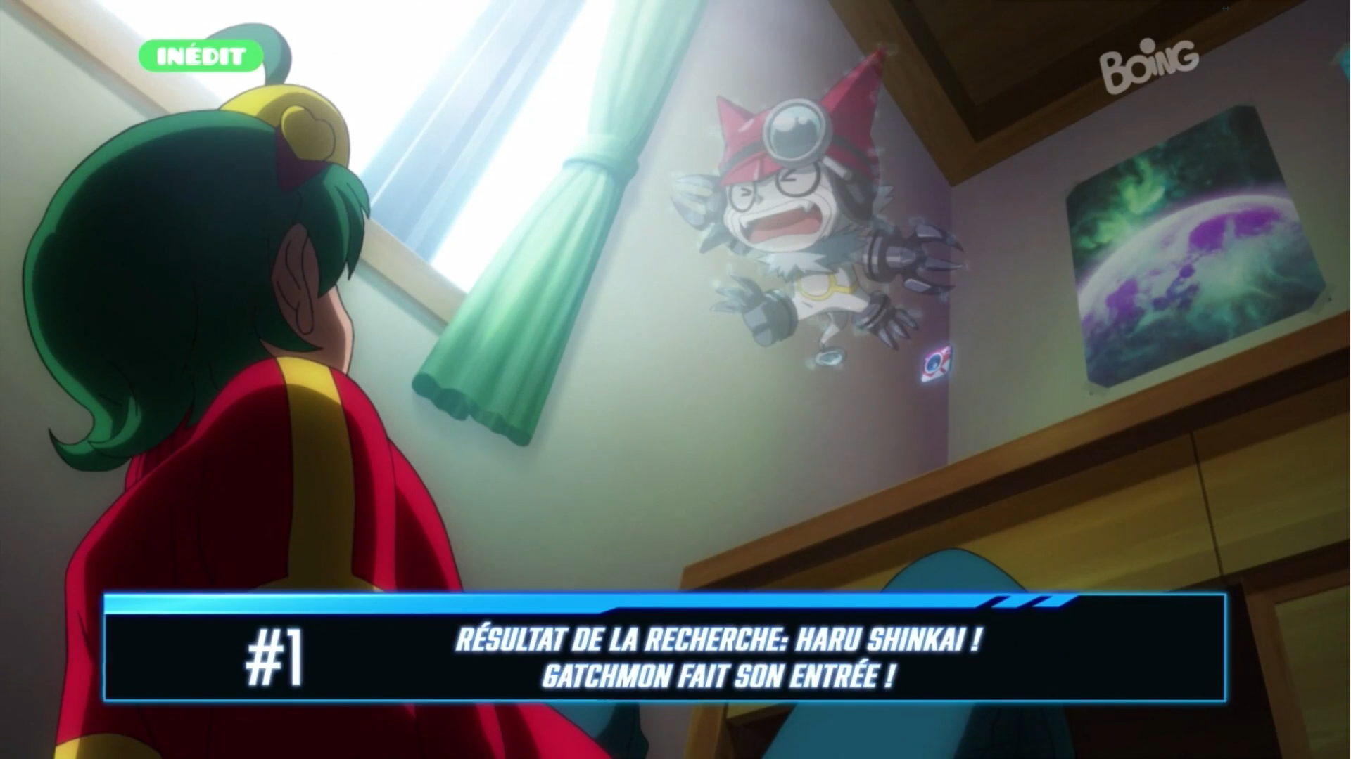 Digimon in Frankreich/Digimon Universe: Appli Monsters