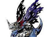 机械暴龙兽(蓝)