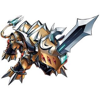 Rhinomon X