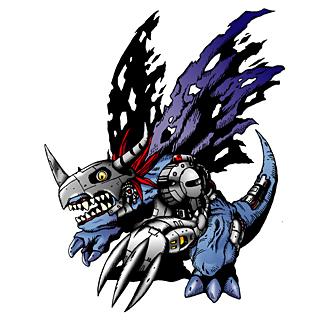 MetalGreymon (Virus)
