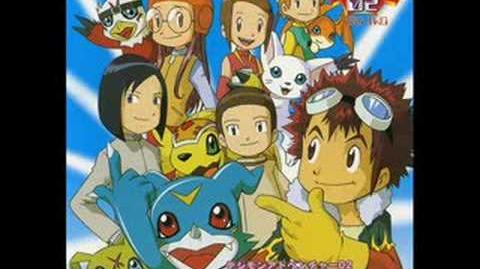 Digimon Adventure Mundo Infinito Ending