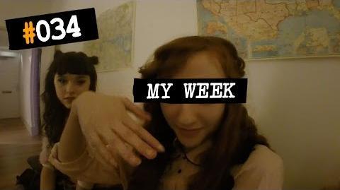 Sexy Soirée My Week 034 Vlog