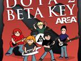 DOTA 2 Beta Key