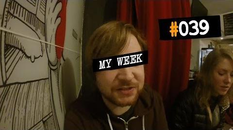 Mr Crab & The New Area 11 Album My Week 039 Vlog