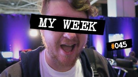 Insomnia 60 My Week 045 Vlog