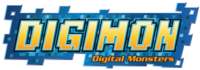Digimon 3-4 Logo USA