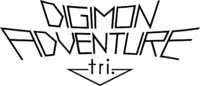 Digimon Adventure tri Logo 2