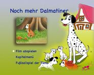 Fussballspiel+Dalmatiner DVD Germany PowerStation Menu2