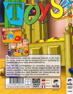 Toys DVD Germany Kidsplay Back