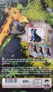 Der-Koenig-der-Tiere-2 VHS Germany KidsPlay Back