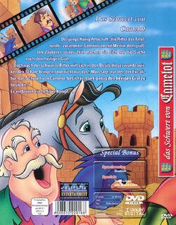 Das-Schwer-von-Camelot DVD Germany BestEntertainment Back.jpg
