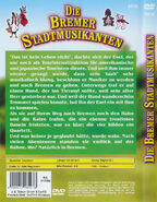 Die-Bremer-Stadtmusikanten DVD Germany Unknown Back
