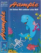 Hampie ein Kleiner Wal entdeckt seine Welt (VHS, Junger, Front)