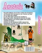 Anastasia DVD Germany PowerStation Back