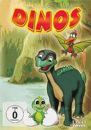Dinos DVD Germany PowerStation Front