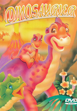 Dinosaurier DVD Germany Unknown Front.jpg