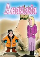 Anastasia DVD Germany PowerStation Front