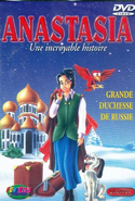 Anastasia (DVD, Front, Fun Kid's)