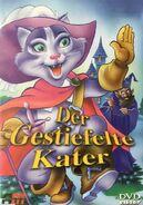 Der-gestiefelte-Kater DVD Germany ArtMedia Front
