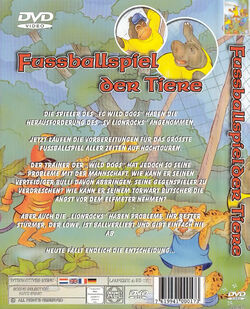 Fussballspiel-der-Tiere DVD Germany Unknown2 Back.jpg