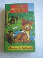 VHS-Das-kleine-Reh-Goldie-Abenteuer-im-Zauberwald-Kinderfilm