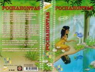 Pocahontas (Swedish VHS, Kids Only, Full Cover)