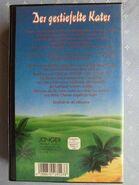 Der gestiefelte Kater (VHS, Junger, Back)